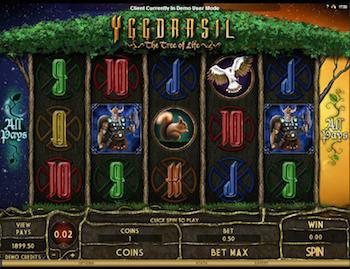 apercu 2 jeu Genesis Gaming