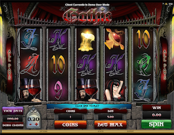 apercu 3 jeu Genesis Gaming