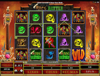 apercu 4 jeu Genesis Gaming