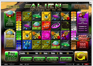 apercu 1 jeu Visionary iGaming