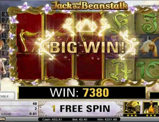 Le Big Win qui m'a permis de cash-out ! Superbe machine