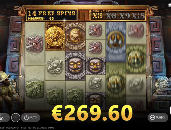 Gros coup pendant les free spins