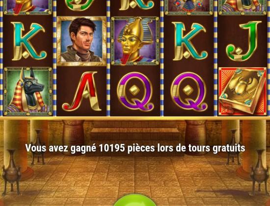 Un gain de 1000 euros pour une mise à 0.50 cts et 5 minutes après un gain de 500 euros pour une mise de 0.50 toujours sur le même jeu ..le bonheur..