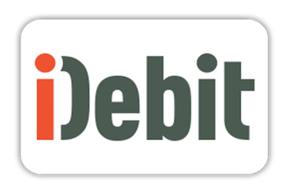 iDebit logo paiement casino