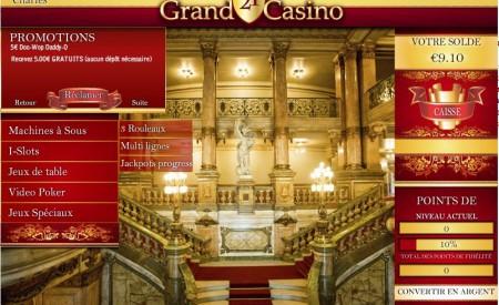 21Grand Casino aperçu