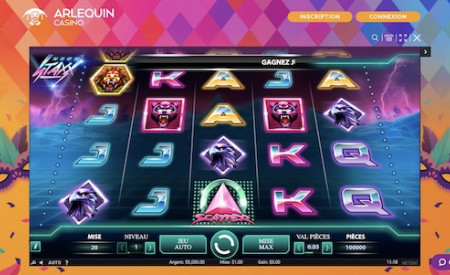 Arlequin Casino aperçu
