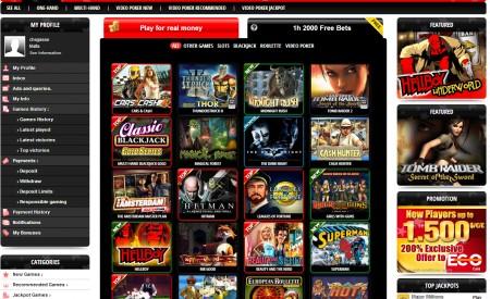 casino 440 spam