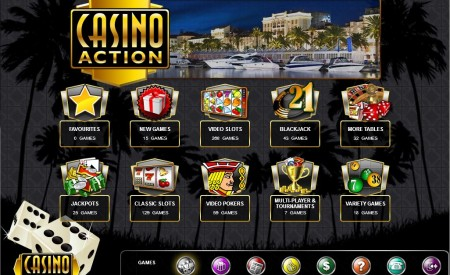 casino action online casino