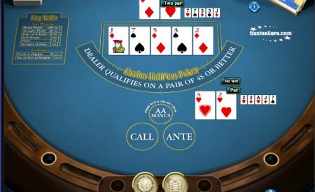 Casino Euro aperçu
