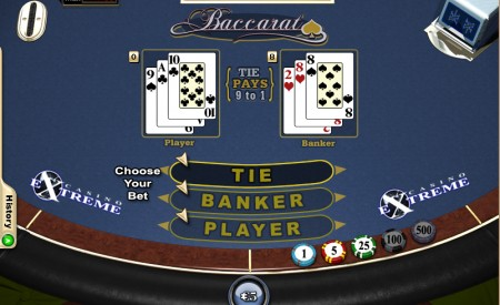 Casino Extreme aperçu