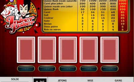 Casino Cerise aperçu