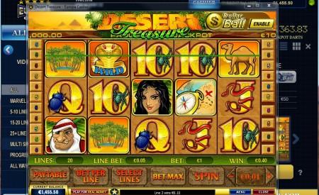 Europa Casino aperçu