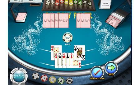 Go Fish Casino aperçu