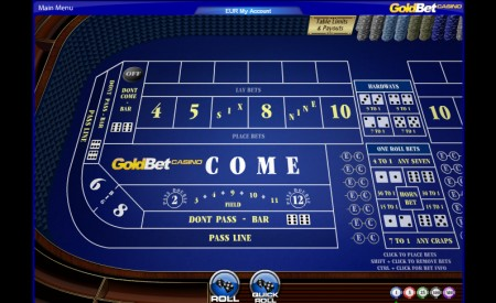 GoldBet Casino aperçu