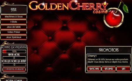Golden Cherry aperçu