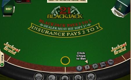 Jackpot Grand Casino aperçu