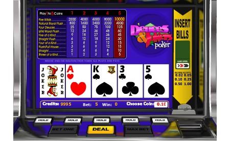 MadSlots Casino aperçu