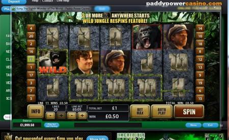 PaddyPower aperçu