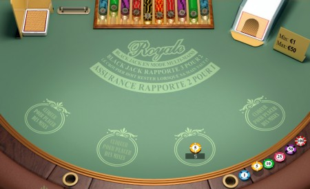Paris VIP Casino aperçu