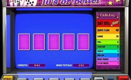 Party Casino aperçu
