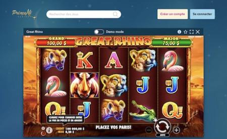 Prince Ali Casino aperçu