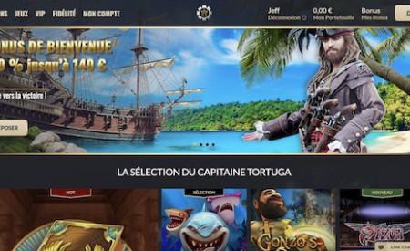 Tortuga Casino aperçu