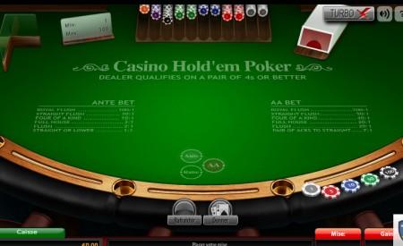 Triomphe Casino aperçu