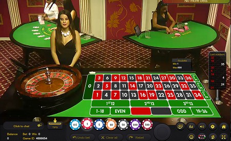 VIP Room Casino aperçu