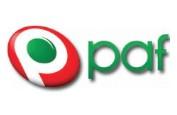Casino Paf revue logo