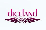 Diceland revue logo