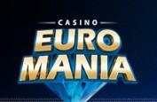 EuroMania revue logo