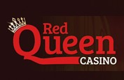 Red Queen Casino revue logo