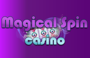 Magical Spin revue logo
