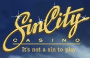 Casino Sin City revue logo