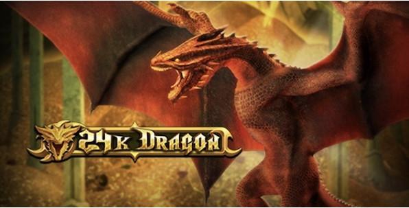 24k Dragon : la machine à sous avec 8,192 lignes gagnantes maximum !