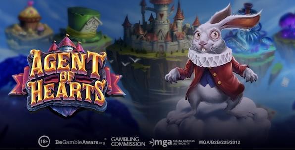 Agent of Hearts : nouvelle aventure autour d'Alice au Pays des Merveilles, mais sans Alice