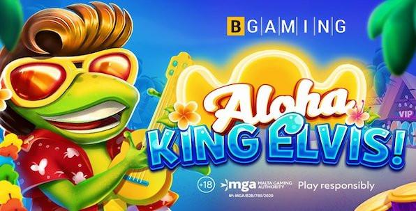 Aloha King Elvis! : des bonus chaleureux présentés par le King du Rock'n'roll