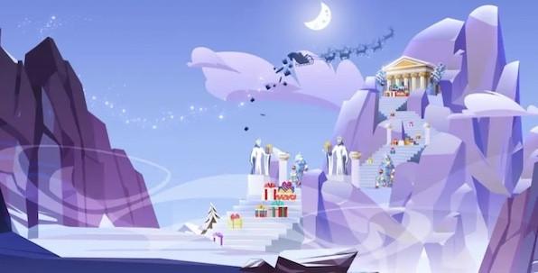 Cresus lance son Ascension Givrée : des Cadeaux à découvrir tous les jours !