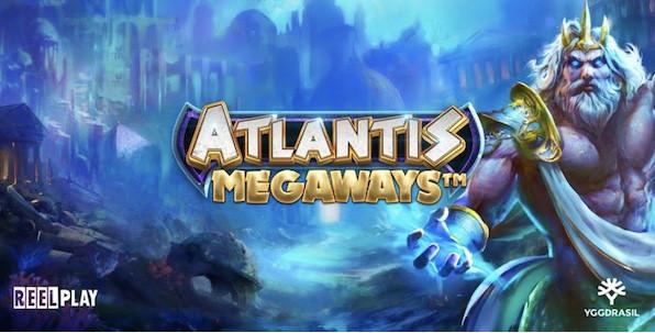 Atlantis Megaways : un voyage sous les mers sur fond de Respins et de Jackpots