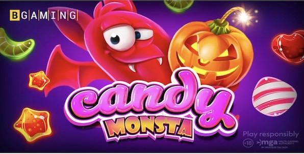Candy Monsta : des sucreries et des bonbons à l'occasion d'Halloween !