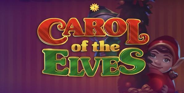 Yggdrasil sort la slot Carol of the Elves, pour célébrer la magie de Noël