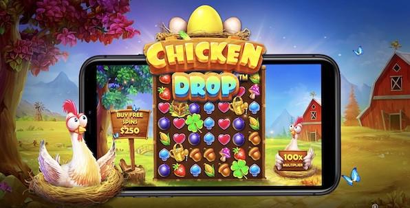 Chicken Drop : Un tour à la ferme avec Pragmatic Play