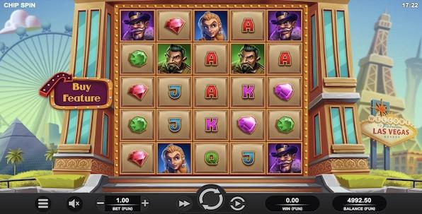 Chip Spin : la nouvelle slot Relax Gaming qui promet jusqu'à 25,000 fois votre mise
