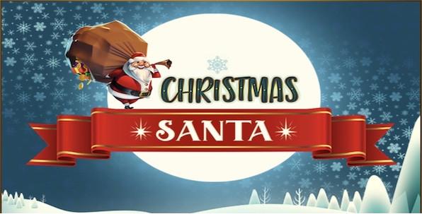 Christmas Santa, la machine à sous de Noël par Relax Gaming
