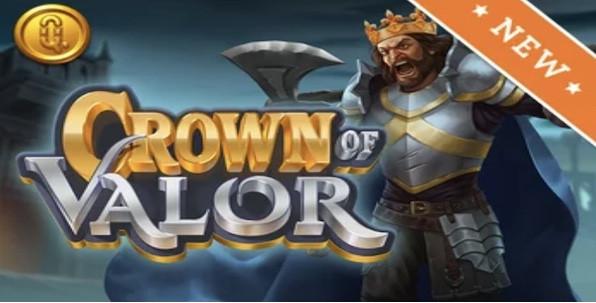 Crown of Valor, nouvelle slot Quickspin qui vaut le détour !