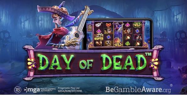 Day of Dead : Pragmatic Play célèbre la fête des morts et Halloween avec sa nouvelle slot