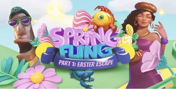 Easter Escape : jouez pour les 50,000€ mis en jeu par Yggdrasil pour Pâques