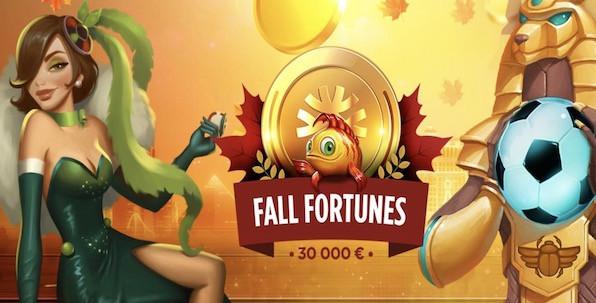 Prenez part aux 30,000€ mis en jeu sur les casinos Yggdrasil !