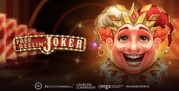 Avec Free Reelin' Joker, redécouvrez un Joker complètement déjanté !
