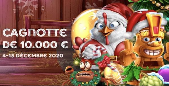 10,000€ à gagner sur Stakes jusqu'au dimanche 13 décembre !
